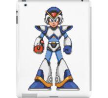 Mega Man X - Light Armor iPad Case/Skin