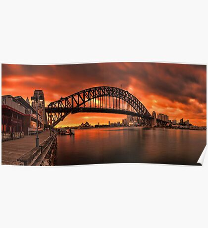 Milsons Point  Poster