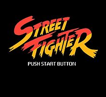 Street Fighter - Arcade by Magnate