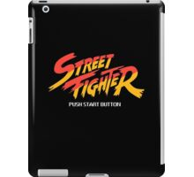 Street Fighter - Arcade iPad Case/Skin
