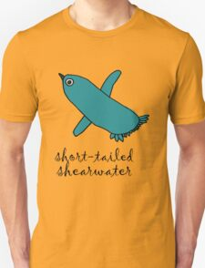 Short Tailed Shearwater - designed by Willow T-Shirt