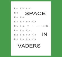 space invaders Baby Tee