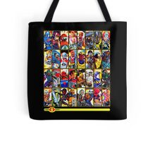 G.I. Joe in the 80s!  Cobra Edition! (Version B) Tote Bag