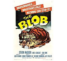 The Blob Vintage Movie Photographic Print
