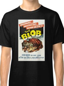 The Blob Vintage Movie Classic T-Shirt