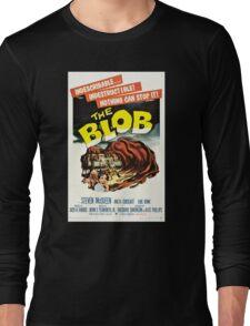 The Blob Vintage Movie Long Sleeve T-Shirt
