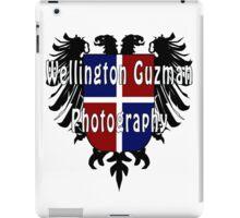 Wellington Guzman Photography Logo iPad Case/Skin
