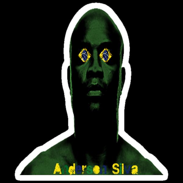 Anderson da Silva by alsadad