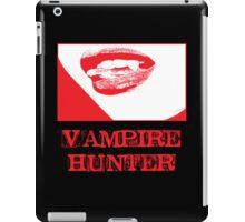 Vampire Hunter iPad Case/Skin