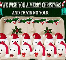 ☃ WE WISH U A MERRY CHRISTMAS AND THATS NO YOLK ☃  by ╰⊰✿ℒᵒᶹᵉ Bonita✿⊱╮ Lalonde✿⊱╮
