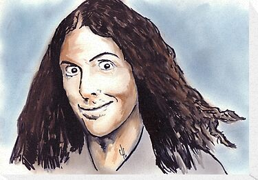 Weird Al by Zombie Rust