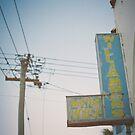 Gas Station by Ben Reynolds