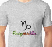 Capricorn Upfront Unisex T-Shirt