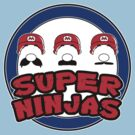 Super Ninjas by Barbo