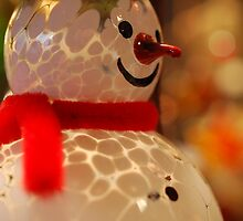 Christmas Snowman by andyj81
