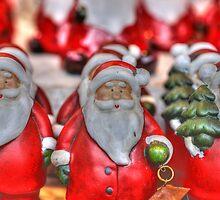 Santa at Leeds German Market by andyj81