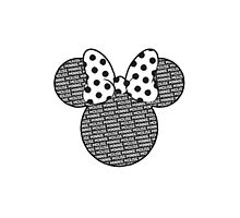 Minnie Mouse by Alice Thorpe