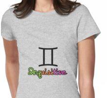 Gemini Upfront Womens Fitted T-Shirt