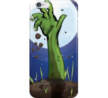 Zombie Arm  iPhone Case/Skin