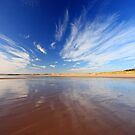 St Cyrus Beach by beavo