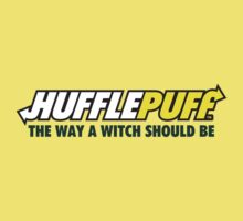 HUFFLEPUFF The Way a Witch Should Be by Static-Eddie