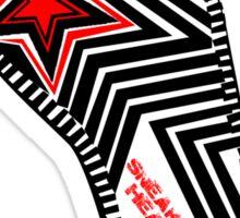 Sneakerhead Tee Sticker