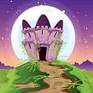 Castle by vectorwebstore
