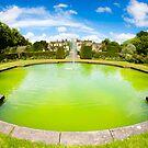 The Swimming Pool by Jon Bradbury