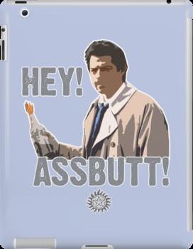 Hey! Assbutt! by RubyFox