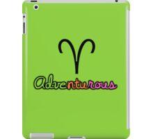 Aries Upfront iPad Case/Skin
