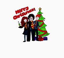 Harry Potter Christmas Design - Merry Christmas! Unisex T-Shirt