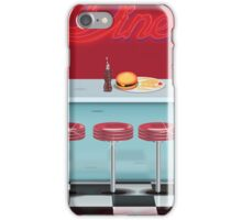 American Diner iPhone Case/Skin