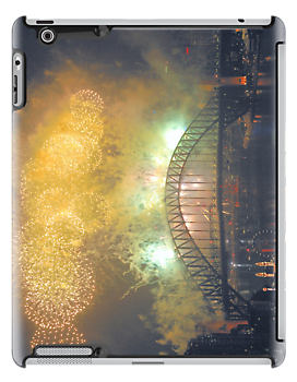 Emerald City (IPAD CASE) - Sydney, Australia by Philip Johnson