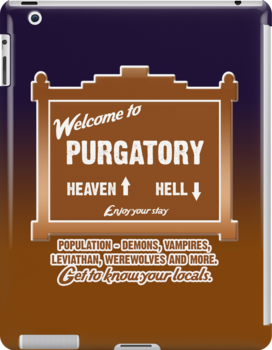 Welcome To Purgatory by RubyFox