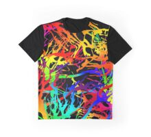 Tickled - Black Graphic T-Shirt