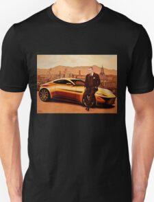 Daniel Craig in SPECTRE as James Bond T-Shirt