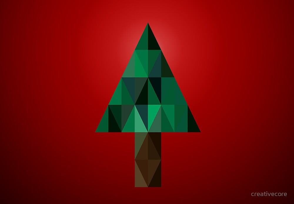 Christmas Tree by creativecore