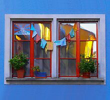 The window affair by Prasad