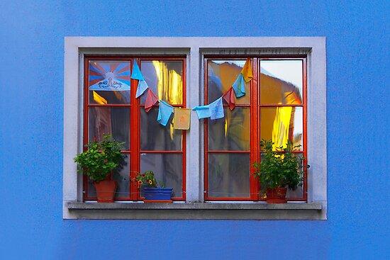 The window affair by Prasad