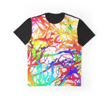 Tickled - White Graphic T-Shirt