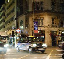 London night by AnnaCi