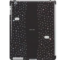 """""""Star War"""" iPad Case/Skin"""