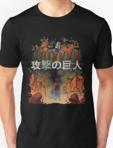 Attack on giant T-Shirt