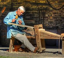 THE CARPENTER by TJ Baccari Photography