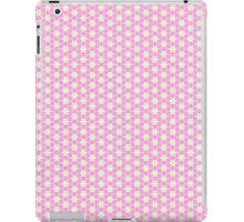 Flowers, Petals, Blossoms - Pink White iPad Case/Skin
