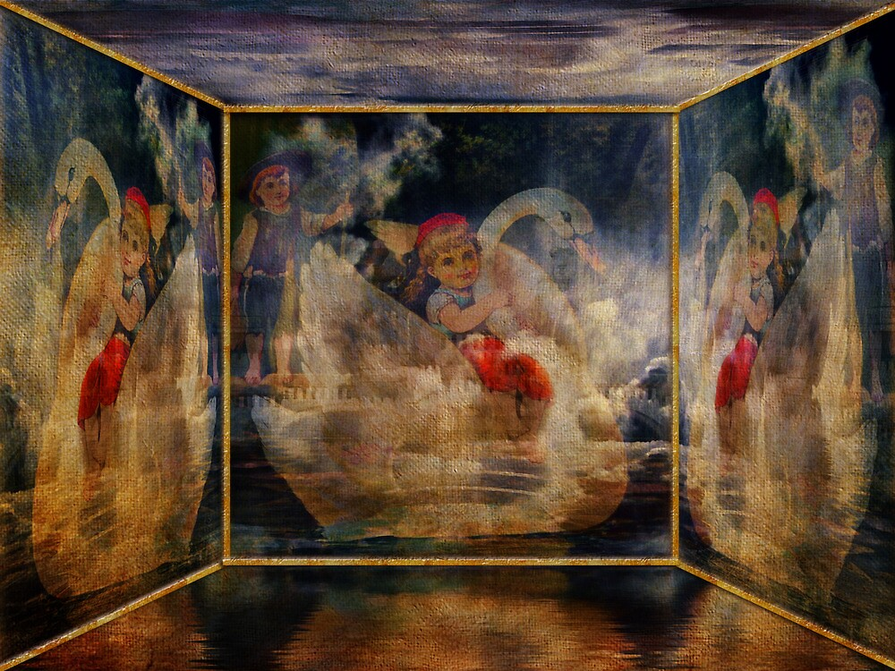 Enchanted Invitation by Pamela Phelps