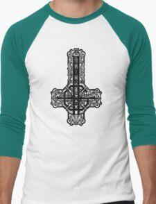 Ghost - Meliora logo Men's Baseball ¾ T-Shirt