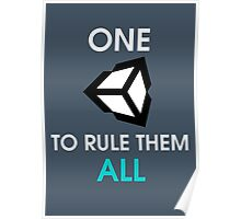 One Unity to rule them all Poster