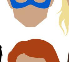 The Avengers Sticker