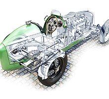E.R.A. Cutaway Illustration by David Jones
